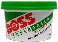 Boss Super Green Jointing Compound - 400g